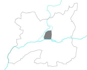 Les voies romaines  350pxrennesgalloromainsvg1