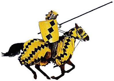 La Rivalité des Comtes pour le duché n°2 chevalier-01