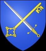 blason du chapitre de Nantes