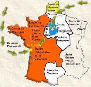 Plan de la bataille de Bouvines 01