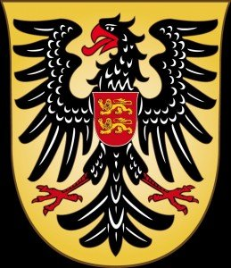 Armoiries de l'empereur Otton IV