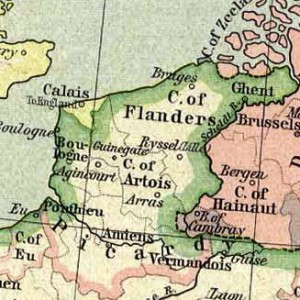 L'Artois en 1477
