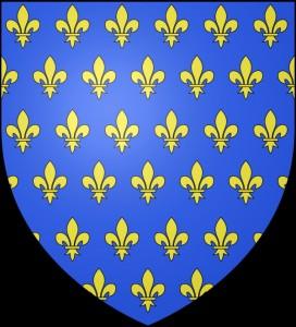 Blason de France ancienne