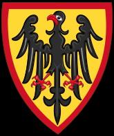 Blason de Henri VI du St Empire Romain Germanique