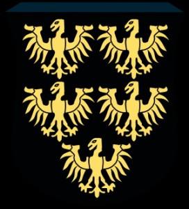 Blason De Léopold V de Babenberg