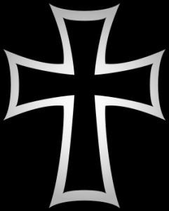Croix des Chevaliers Teutoniques
