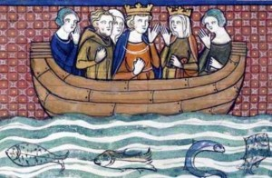 Richard coeur de Lion et bérengère de Navarre son épouse