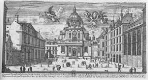 Sorbonne au XIII éme siècle 01