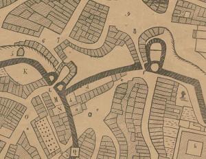 Plan_Hevin_(nord-est) de 1685